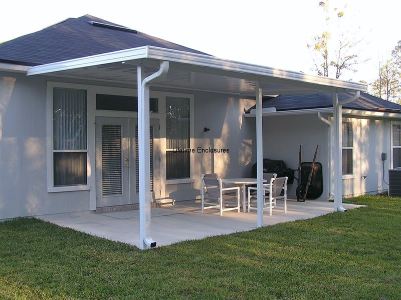 Patio Covers Carports Amp Awnings Lifetime Enclosures