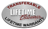 Transferrable Lifetime Warranty