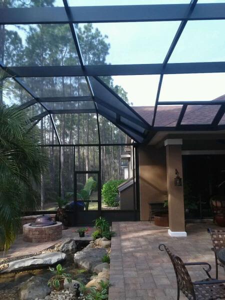 screen enclosures 39