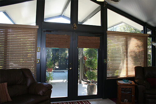 Sunrooms - French Doors
