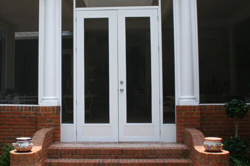 Screen Enclosure - French Doors