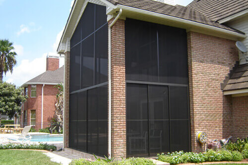 Screen Enclosure - Sliding Door