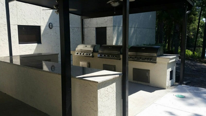 outdoor kitchens 15