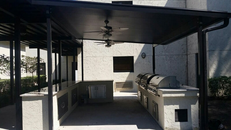 outdoor kitchens 12