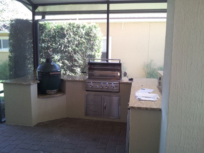 outdoor kitchens 10