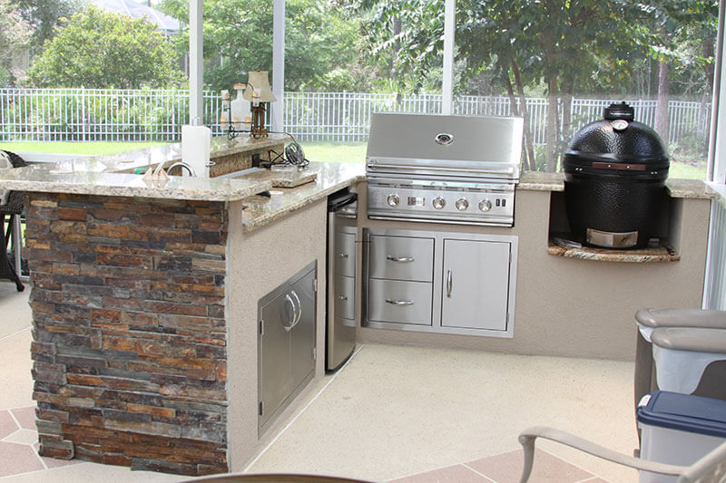 outdoor kitchens 16