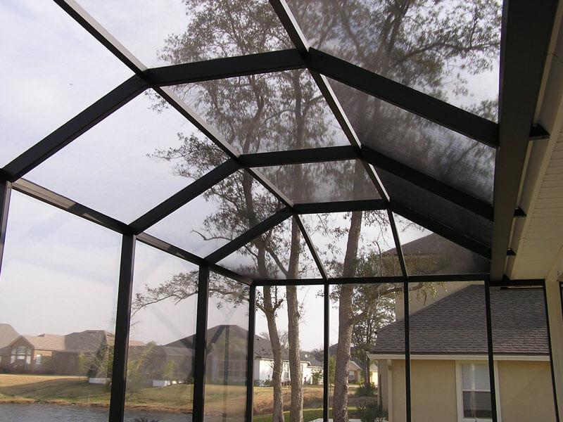 screen enclosures 17