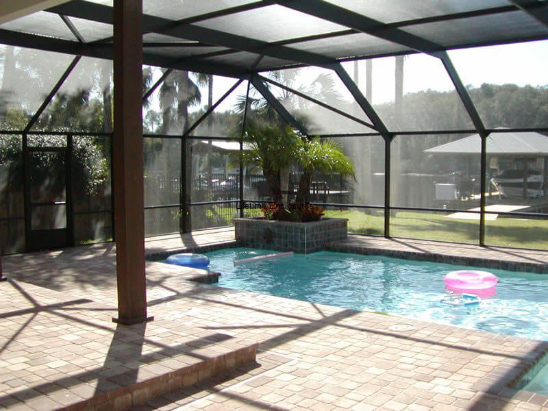 Pool Enclosures Lifetime Enclosures
